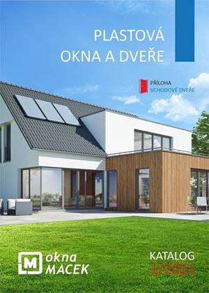 Katalog Okna Macek 2014, Blansko